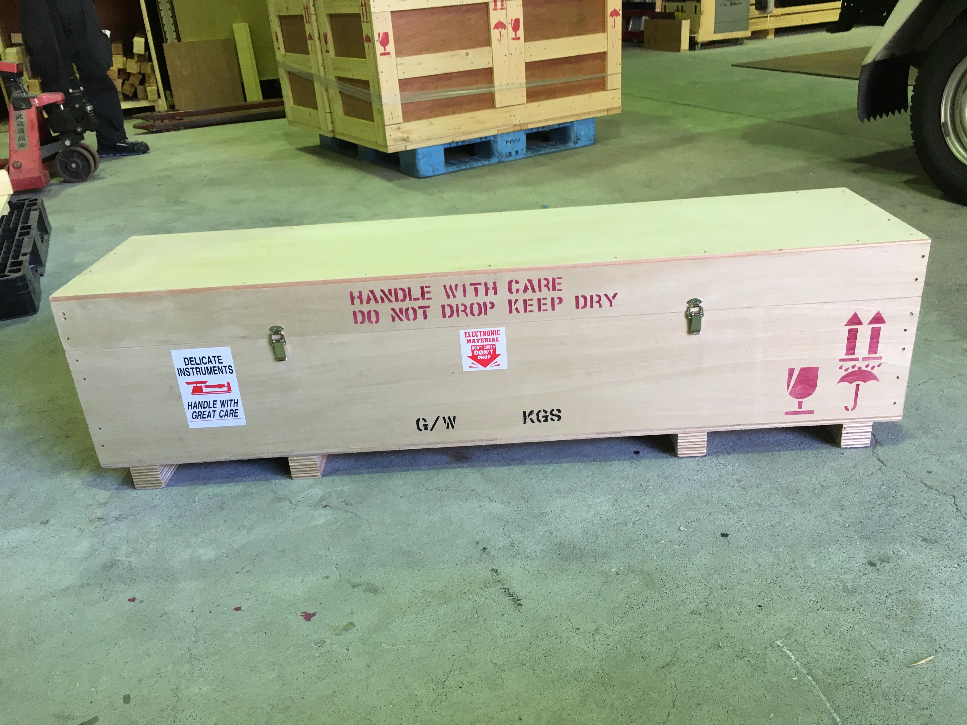 【装置通い箱の包装設計について】美術品・楽器・高級家具物流(梱包・輸送・保管)comブログ