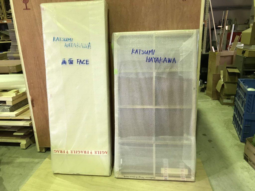 【造形品 梱包輸送作業 20190608】美術品・楽器・高級家具物流(梱包・輸送・保管)comブログ